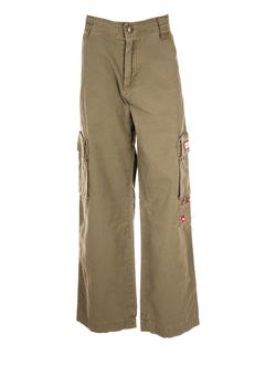 quiksilver pantalons fille de couleur kaki