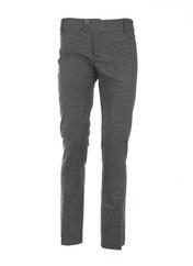 Pantalon chic marron clair MOOVY pour femme seconde vue