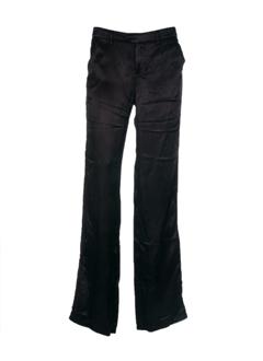 hel-s pantalons femme de couleur noir