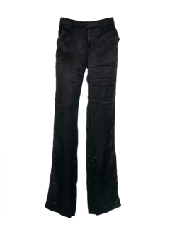 Pantalon chic noir HEL-S pour femme