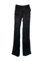 Pantalon chic noir HEL-S pour femme seconde vue