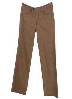 jackpot pantalons femme de couleur taupe