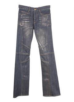 atsuro tayama jeans femme de couleur jean