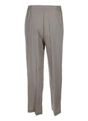 Pantalon casual beige JEAN GABRIEL pour femme seconde vue