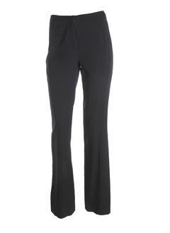 Pantalon casual noir LA BELLE HISTOIRE pour femme