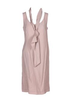 rodika robes femme de couleur rose pale