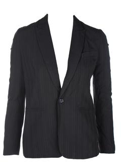 charlie joe vestes femme de couleur noir