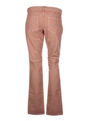 Pantalon casual marron clair BLUE CULT pour femme seconde vue