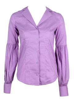 piu piu chemises femme de couleur lilas