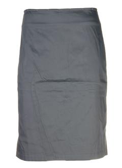 nathalie chaize jupes femme de couleur gris souris