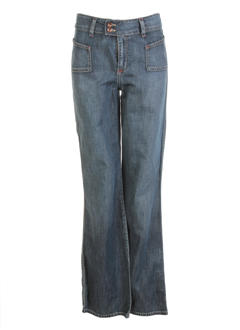 cks pantalons garçon de couleur bleu fonce