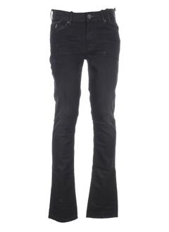 guess jeans homme de couleur noir