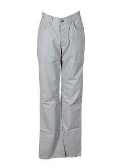 teddy smith pantalons homme de couleur gris