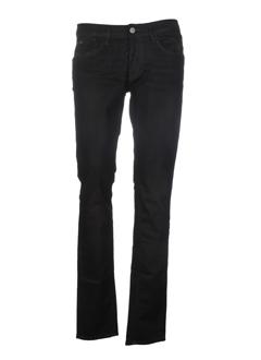 le temps des cerises jeans femme de couleur marron