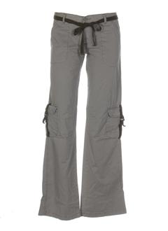 meltin'pot pantalons femme de couleur kaki