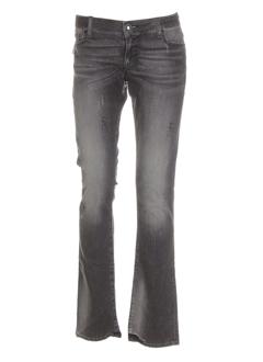 guess jeans femme de couleur anthracite