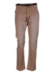 Pantalon casual beige PLEASE pour femme seconde vue