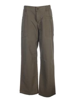 quiksilver pantalons garçon de couleur kaki