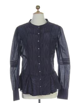 r 867 chemises femme de couleur bleu marine