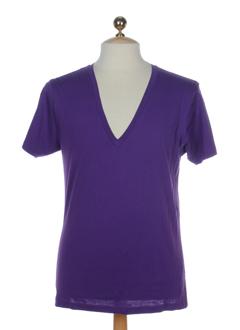 jack EFFI_CHAR_1 jones t-shirts homme de couleur violet