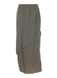 epicea jupes femme de couleur taupe