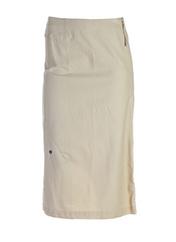 Jupe mi-longue beige GOTCHA pour femme seconde vue