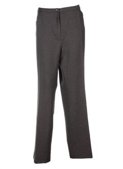 modissimo pantalons femme de couleur taupe