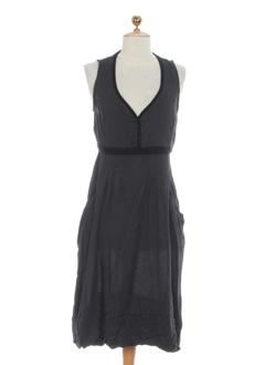 3322 robes femme de couleur anthracite