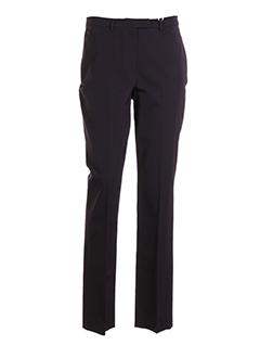gunex pantalons femme de couleur prune