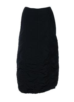 angora jupes et longues femme de couleur noir