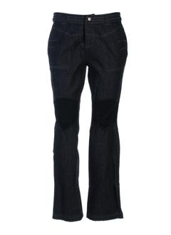 Pantalon casual anthracite ET COMPAGNIE pour femme