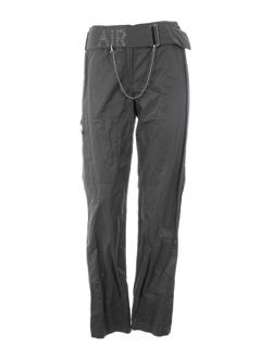 Pantalon casual gris AIRFIELD pour femme