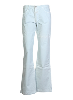 closed pantalons femme de couleur bleu ciel