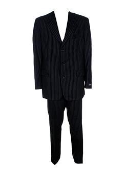 Costume de ville noir ODERMARK pour homme