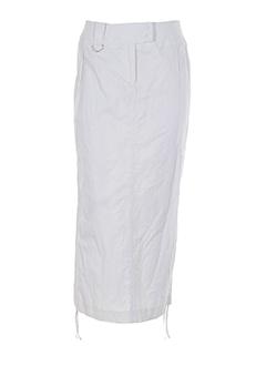 Jupe longue blanc AIRFIELD pour femme