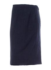 Jupe mi-longue bleu marine WEILL pour femme seconde vue