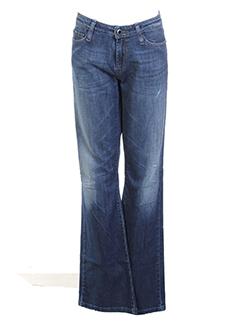 miss sixty jeans femme de couleur bleu fonce