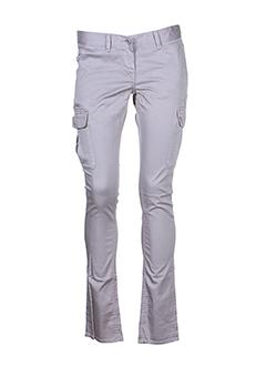 craft pantalons et decontractes femme de couleur gris