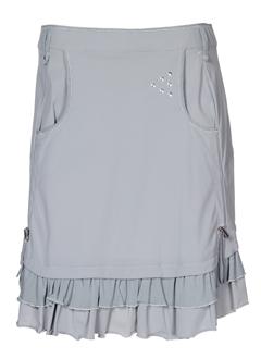 a dress concept jupes femme de couleur gris