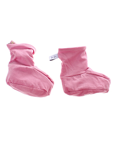 mexx chaussons fille de couleur rose