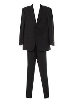 canali pantalon et veste homme de couleur marron