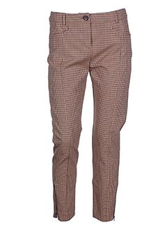 pennyblack pantalons et decontractes femme de couleur marron