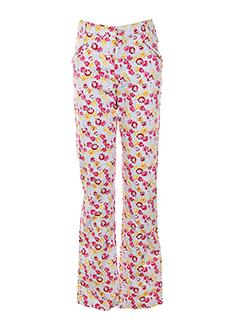 floriane pantalons et decontractes fille de couleur rose