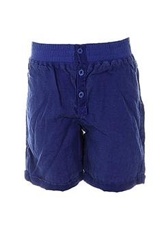eliane et lena shorts / bermudas fille de couleur bleu