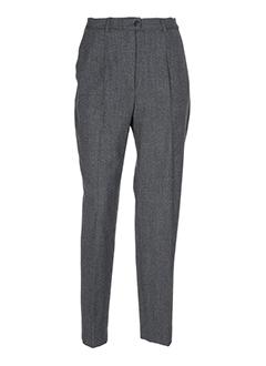 kiplay pantalons femme de couleur gris
