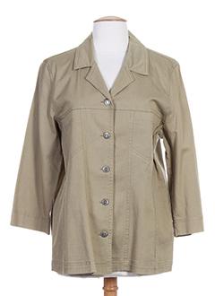 alexandre dony vestes femme de couleur vert