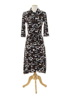 chilli pepper robes femme de couleur marron