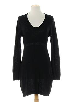 charlie et joe robes et pulls femme de couleur noir