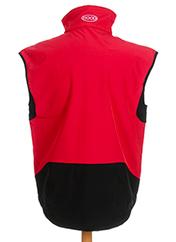 Veste casual rouge HOOD pour homme seconde vue