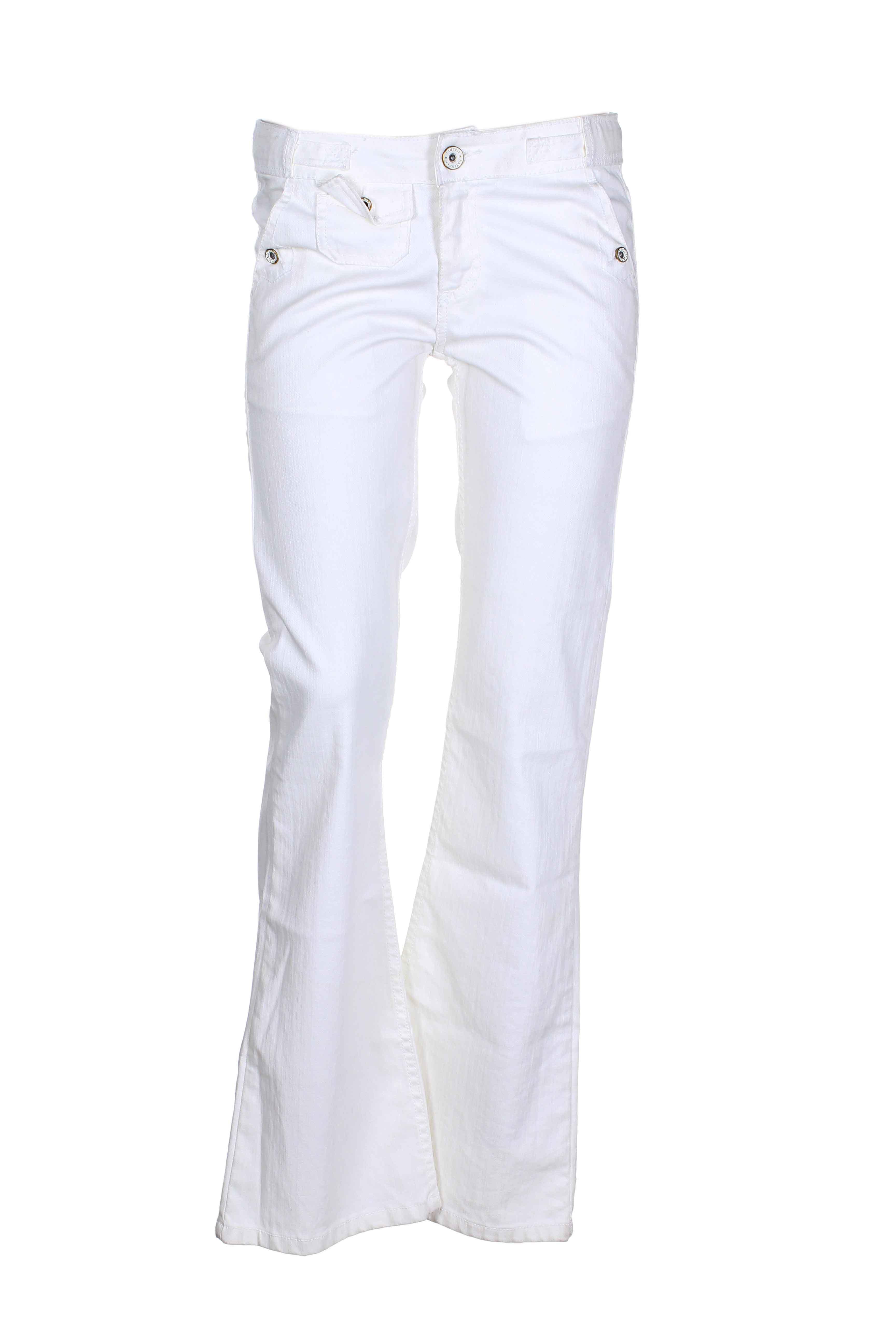 Pantalon casual femme National Liberty beige taille : 40 9 FR (FR)